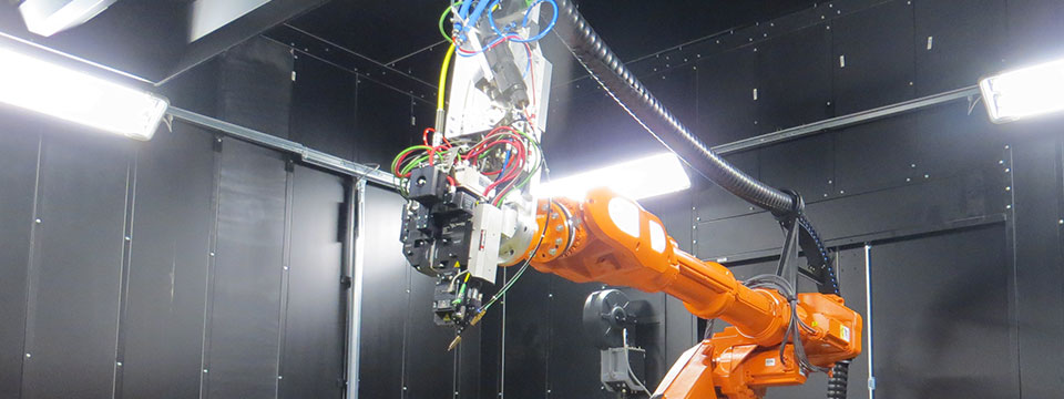 Body in White Laser welding assembly line