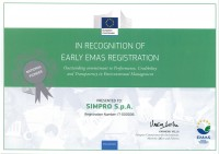 EMAS Certification